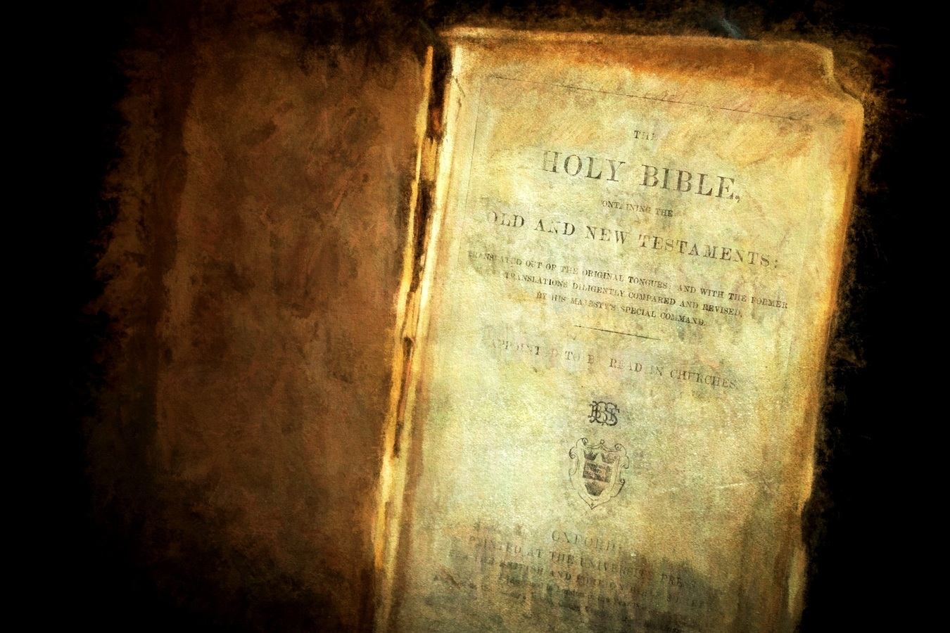 """Why is the Bible so """"thick""""?"""